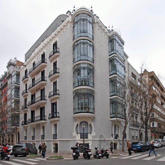 EDIFICIO AYALA 63. MADRID